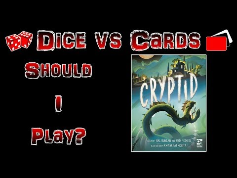 Cryptid - Should I Play?