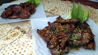 How to make Korean Barbeque and Pinoy Style Barbeque