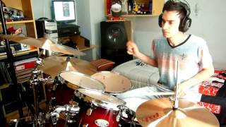 Joe Bonamassa ft. Jimmy Barnes - Too much ain't enough love (Drums Cover by Enzo Nicita)