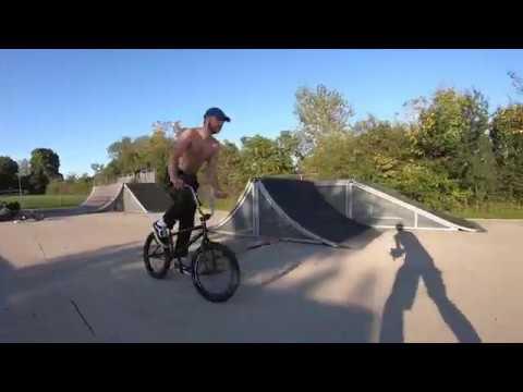 Antioch IL skatepark