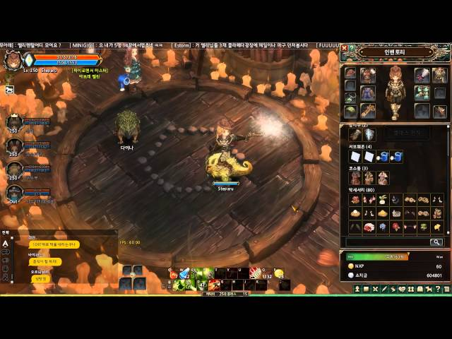 Tree of Savior Online Final Day Headgear and Emotes Preview