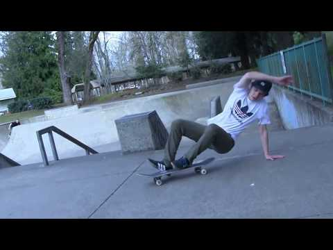 Day at Oregon City skate park
