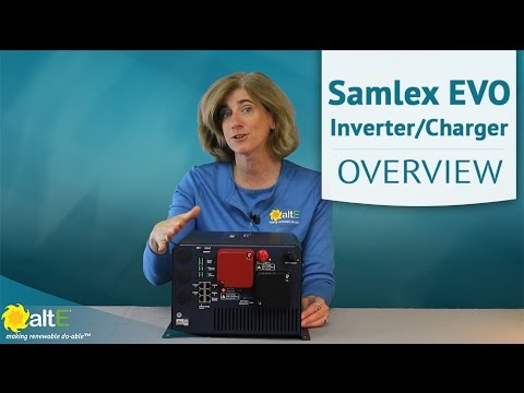 Samlex Evolution Series Inverter/Charger | Product Overview