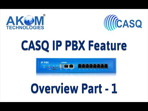 UC501 IPPBX