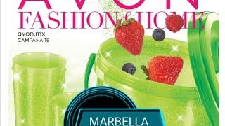 Avon Campaña 15 2020 Fashion Home