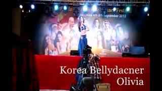 preview picture of video 'Olivia [ 2012 China Ningbo International Bellydance Cultural Festival  ]'