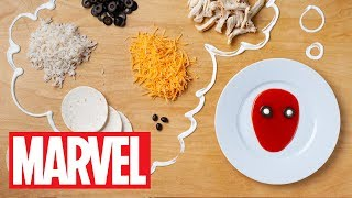 Deadpool Chimichangas with Ron Funches | Eat the Universe