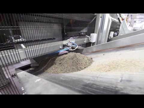Il primo impianto di materiali a base Canapa in Italia - CMF Greentech