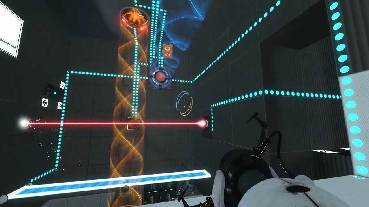 The Incredible Portal 2 Machine
