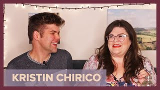 #18 Kristin Chirico on BuzzFeed, Ladylike, Disney, and How it's NEVER Too Late! | DinnerViews