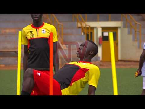 CECAFA U20 CHALLENGE CUP: Buoyant Sserwadda ready to come up with the goods