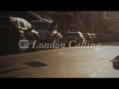 London Calling - Denny Pham & Douwe Macare | SK8DLX Fall 16 Collection | skatedeluxe