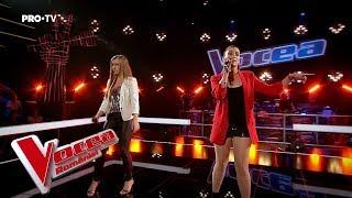 Dalina vs Lina - Roar | Confruntarea 4 | Vocea Romaniei 2018