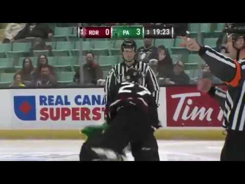 Joel Sexsmith vs. Daniil Stepanov