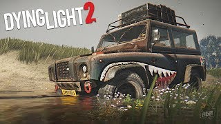 Dying Light 2 - New And Different Types Of Vehicles | Gamescom 2018