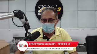 Programa Reporterpb no Rádio do dia 08 de junho de 2021