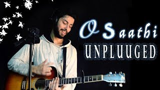 Baaghi 2   O Saathi   Heartbeat Style Cover   Atif Aslam Tiger Shroff Song Live Cover   Amaan Shah