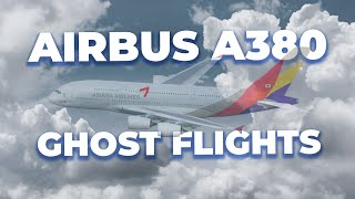 Airbus A380 Ghost Flights: Airlines Try To Sustain Their Superjumbos