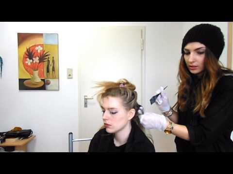 Der Saft der Zwiebel der Haarausfall
