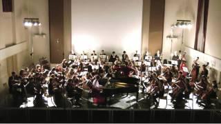 Čajkovskij - Klavírní koncert b moll - tempo di Valse