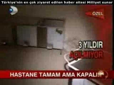 ÇAMLIDERE DEVLET HASTANESİ