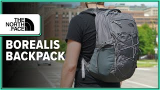 The North Face Borealis Backpack Review (2 Weeks of Use)