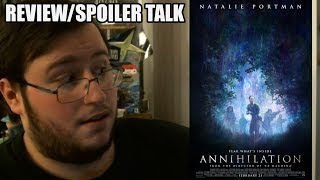 Annihilation Review & Spoiler Discussion