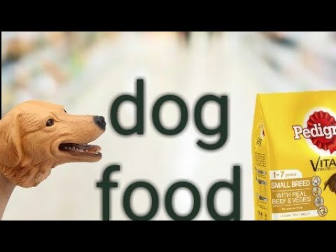 the dog food