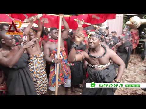 amazing Ashanti cultural dance