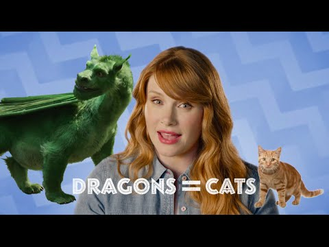 Pete's Dragon Pete's Dragon (Featurette 'Bryce Dallas How-To')