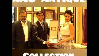 Trisha launches NAC Jewellery Antique Collection