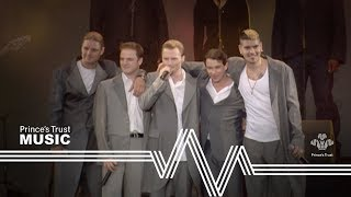 Boyzone - You Needed Me (The Prince's Trust Party In The Park 1999)