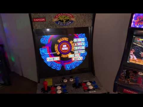 Arcade1UP Sega Naomi Update Fans Mod - смотреть онлайн на