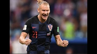 Возлюбленная скандального игрока сборной Хорватии оказалась непростой штучкой