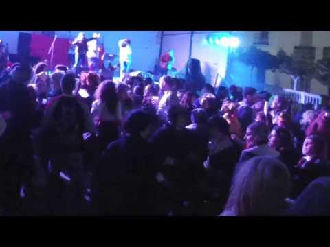 Fiesta de los Polvos de Tolox 2015: Carnaval te quiero entre polvos