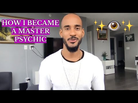 HOW TO BECOME A MASTER PSYCHIC (TRUE STORY) ✨👁✨