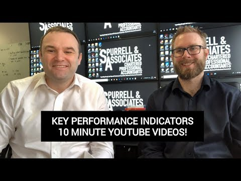 Key Performance Indicators 10 Minute YouTube Videos