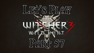 Let's Play Witcher 3 Death March Part 57 (Hour of the Wolf)