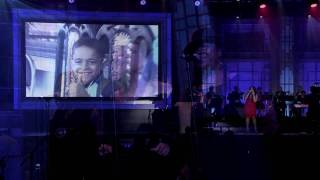 """Jordin Sparks performs """"The Cure"""" at the Starkey Hearing Foundation Gala 2010"""