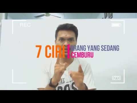 Video Coba Deh Dibuka Aja - CIRI ORANG SEDANG CEMBURU - DINVLOG