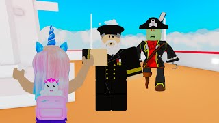 Green Beard & The Cursed Cruise Ship Roblox Story