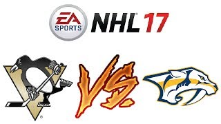 NHL 17 - Ranked Online Versus #4 - MORE DOMINATION - Video Youtube