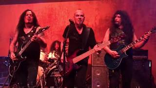 Armored Saint - Burning Question - House of Blues, Anaheim, CA - August 17, 2018