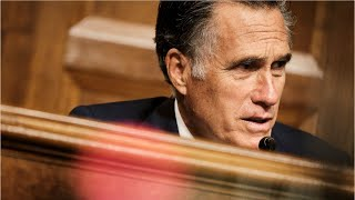 Romney booed, called a traitor during fiery Utah conference