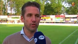 Reactie Gert Jan Karsten na HHC Hardenberg - FC Lisse