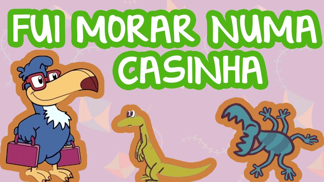 FUI MORAR NUMA CASINHA | BLABLÁS