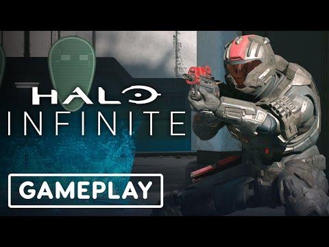 Match Slayer complet sur Xbox Series X de Halo Infinite