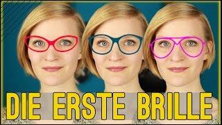 Brillen sind wie Schuhe! Tipps zum ersten Brillenkauf | Brillen-Newbies