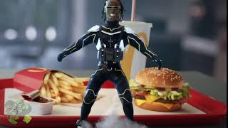 Travis Scott Meal for Only $6