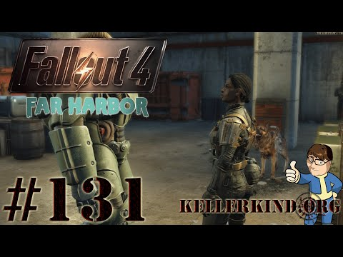 Fallout 4 - Far Harbor #131 - Die Spur wird heißer ★ Let's Play Fallout 4 [HD|60FPS]